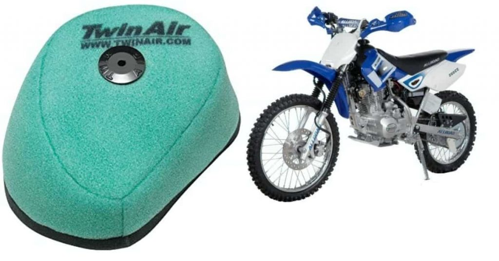 how to clean dirt bike air filter