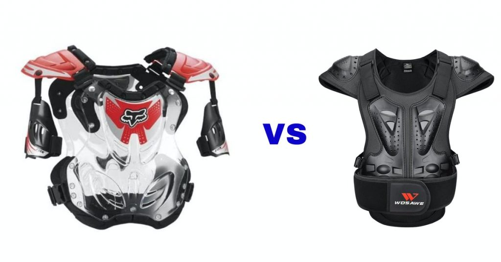 roost deflector vs chest protector