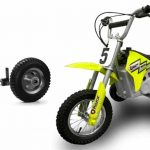 best dirt bike training wheels