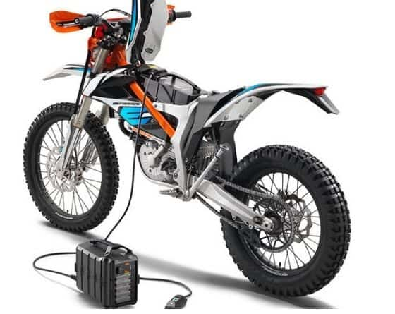 KTM Electric Bike Freeride E-XC