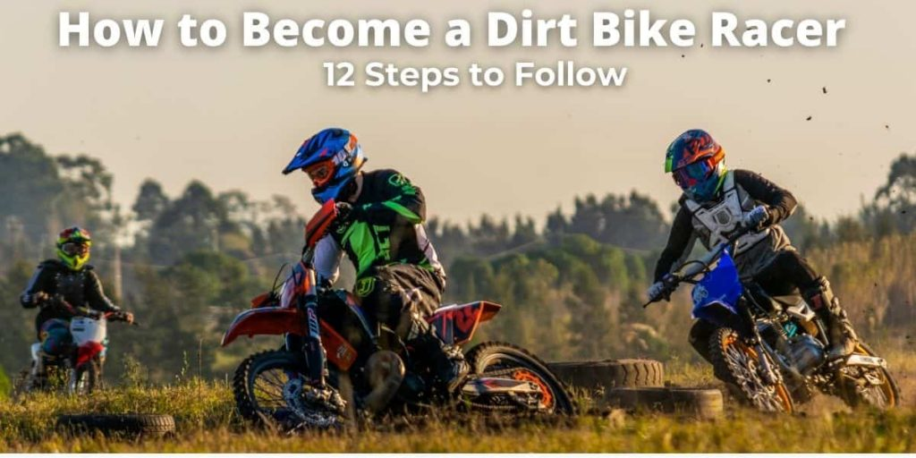 Become a Dirt Bike Racer