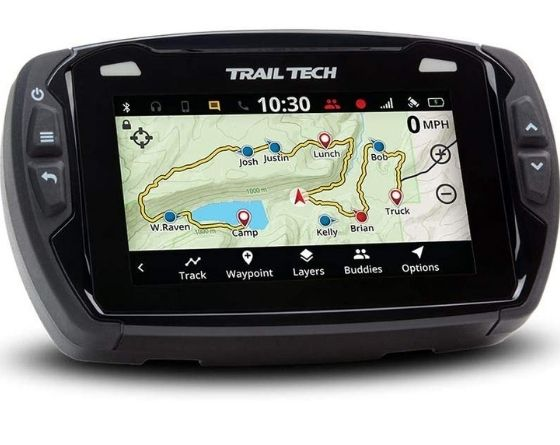 best gps for dirt bike trail riding