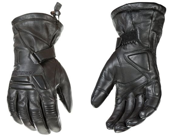 best waterproof winter motorcycle gloves