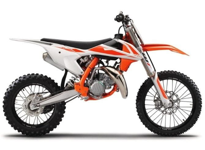 best 2 stroke dirt bike for kids